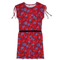 Ruhák Lány Rövid ruhák Kaporal JUNE Piros