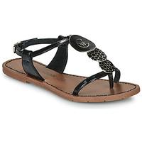 Cipők Női Szandálok / Saruk Chattawak PIPA Fekete