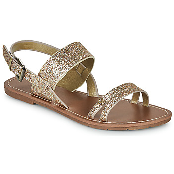 Cipők Női Szandálok / Saruk Chattawak MONIA Arany
