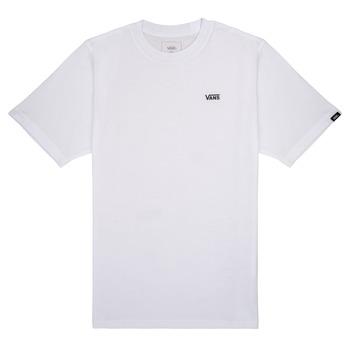 Ruhák Fiú Rövid ujjú pólók Vans BY LEFT CHEST Fehér