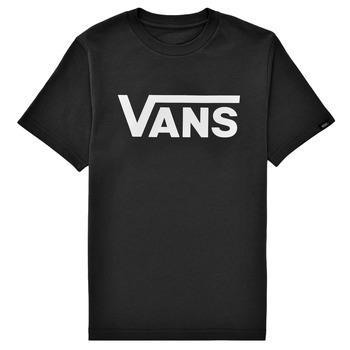 Ruhák Fiú Rövid ujjú pólók Vans BY VANS CLASSIC Fekete