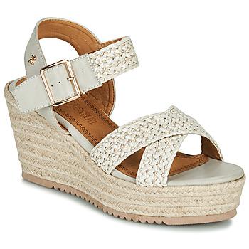 Cipők Női Szandálok / Saruk Refresh LILIOU Bézs