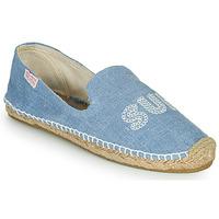 Cipők Női Gyékény talpú cipők Banana Moon THAIS BENDIGO Kék