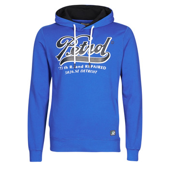 Ruhák Férfi Pulóverek Petrol Industries Sweater Hooded Seascape