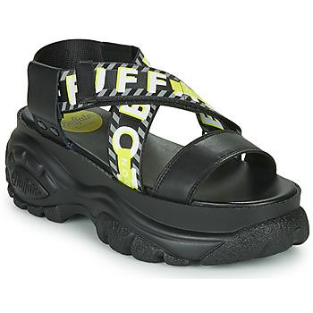 Cipők Női Szandálok / Saruk Buffalo 1501036 Fekete