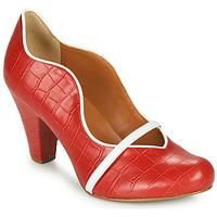 Cipők Női Félcipők Cristofoli NEFI Piros