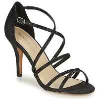 Cipők Női Szandálok / Saruk Menbur ASTRANTIA Fekete