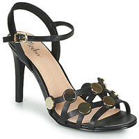 Cipők Női Szandálok / Saruk Menbur CACCURI Fekete