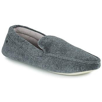 Cipők Férfi Mamuszok Isotoner 96774 Szürke