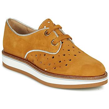 Cipők Női Oxford cipők Philippe Morvan NAXY Barna
