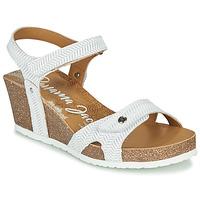 Cipők Női Szandálok / Saruk Panama Jack JULIA Fehér