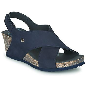 Cipők Női Szandálok / Saruk Panama Jack VALESKA Kék