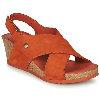 Cipők Női Szandálok / Saruk Panama Jack VALESKA Barna