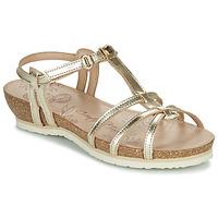 Cipők Női Szandálok / Saruk Panama Jack DORI Arany