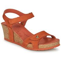 Cipők Női Szandálok / Saruk Panama Jack JULIA Barna