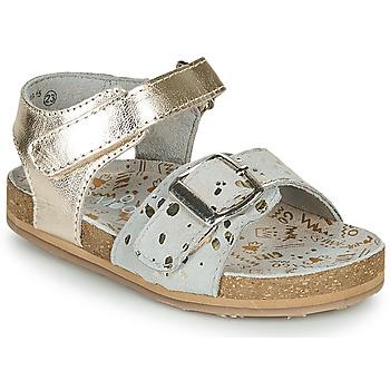 Cipők Lány Szandálok / Saruk Mod'8 KORALY Arany