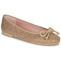 Cipők Női Balerina cipők  Pretty Ballerinas BELLE SAND Arany