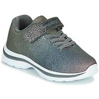 Cipők Lány Rövid szárú edzőcipők Kangaroos KANGASHINE EV II Sokszínű