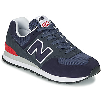 Cipők Rövid szárú edzőcipők New Balance 574 Kék