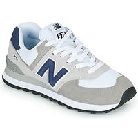 Cipők Rövid szárú edzőcipők New Balance 574 Szürke