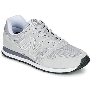 Cipők Rövid szárú edzőcipők New Balance 373 Szürke