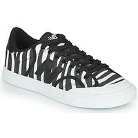 Cipők Női Rövid szárú edzőcipők New Balance PROCTSEJ Fekete  / Fehér