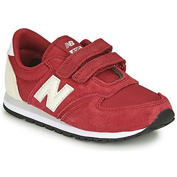 Cipők Gyerek Rövid szárú edzőcipők New Balance 420 Piros