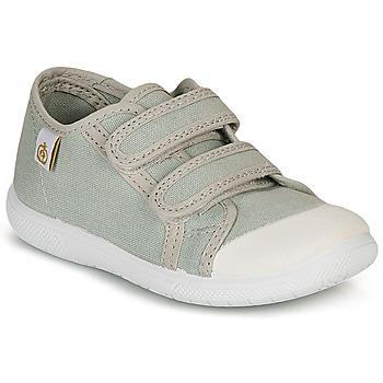 Cipők Gyerek Rövid szárú edzőcipők Citrouille et Compagnie GLASSIA Szürke