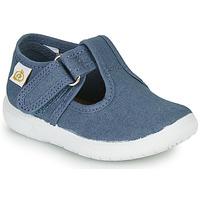 Cipők Gyerek Balerina cipők  Citrouille et Compagnie MATITO Kék