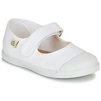 Cipők Lány Balerina cipők  Citrouille et Compagnie APSUT Fehér