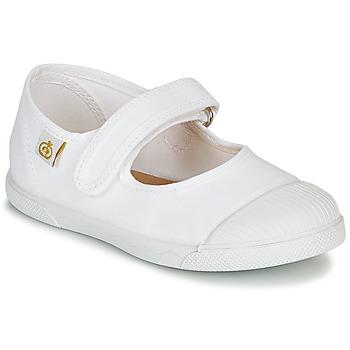 Cipők Gyerek Balerina cipők  Citrouille et Compagnie APSUT Fehér