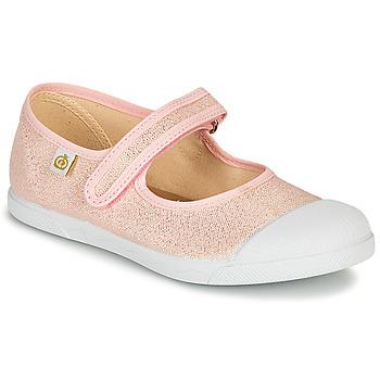 Cipők Lány Balerina cipők  Citrouille et Compagnie APSUT Rózsaszín