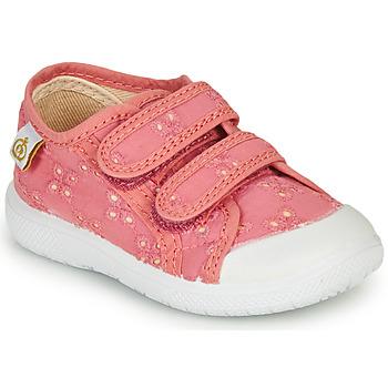 Cipők Lány Rövid szárú edzőcipők Citrouille et Compagnie MELVINA Rózsaszín