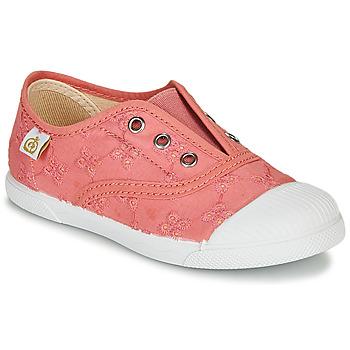Cipők Lány Rövid szárú edzőcipők Citrouille et Compagnie RIVIALELLE Rózsaszín