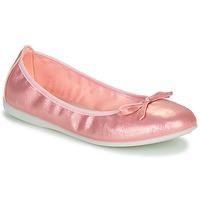 Cipők Lány Balerina cipők  Citrouille et Compagnie INOBALI Rózsaszín