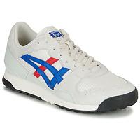 Cipők Rövid szárú edzőcipők Onitsuka Tiger TIGER HORIZONIA Fehér / Kék