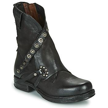 Cipők Női Csizmák Airstep / A.S.98 SAINTEC Fekete