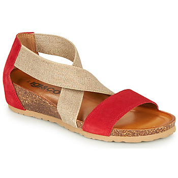 Cipők Női Szandálok / Saruk IgI&CO  Piros