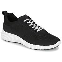 Cipők Férfi Rövid szárú edzőcipők IgI&CO  Fekete
