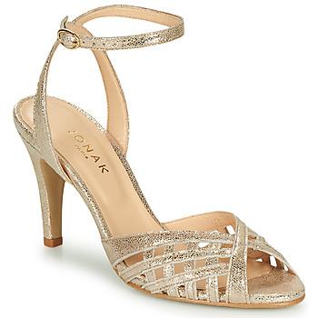 Cipők Női Szandálok / Saruk Jonak DAICHYAN Platina