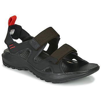 Cipők Férfi Sportszandálok The North Face Hedgehog Sandal III Fekete