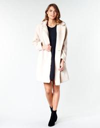 Ruhák Női Kabátok Betty London  Bézs
