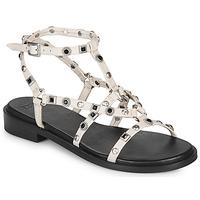 Cipők Női Szandálok / Saruk Bronx THRILL Fehér