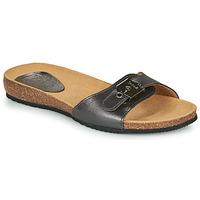 Cipők Női Papucsok Scholl BAHAMAIS Fekete