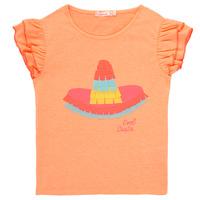 Ruhák Lány Rövid ujjú pólók Billieblush / Billybandit NORE Narancssárga