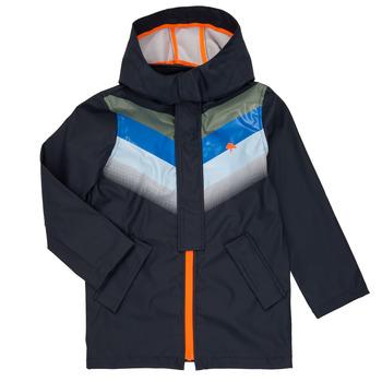 Ruhák Fiú Parka kabátok Billieblush / Billybandit NONIN Kék