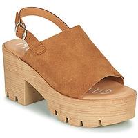 Cipők Női Szandálok / Saruk Musse & Cloud TAIKI Konyak