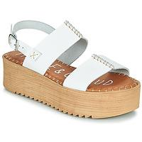 Cipők Női Szandálok / Saruk Musse & Cloud KILA Fehér