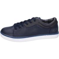 Cipők Férfi Rövid szárú edzőcipők Armata Di Mare BP140 Kék