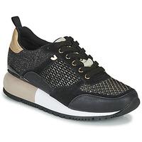Cipők Női Rövid szárú edzőcipők Gioseppo ANZAC Fekete